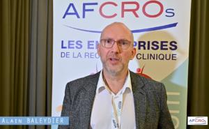 Interview d'Alain Baleydier à la Journée de la Recherche Clinique 2020